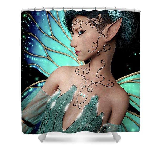 Magic Shower Curtain