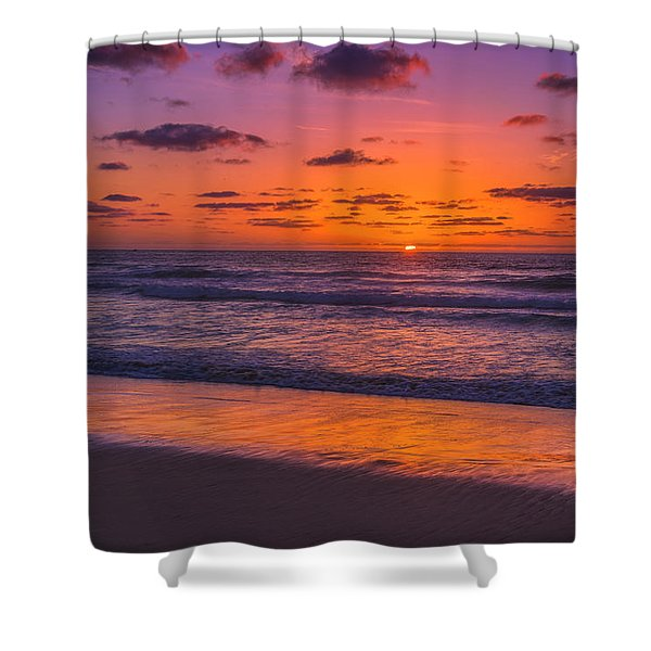 Magical Sunset Shower Curtain