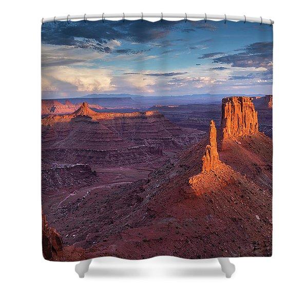 Marlboro Point - A Different View Shower Curtain