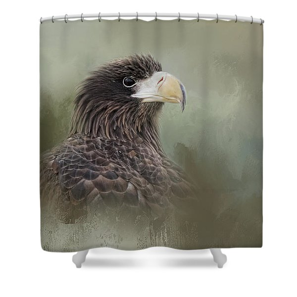 Master Of The Sea Shower Curtain