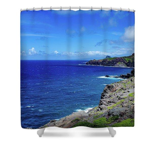 Maui Coast Shower Curtain