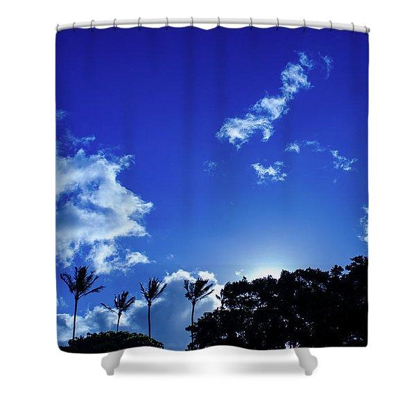 Maui Sky Shower Curtain