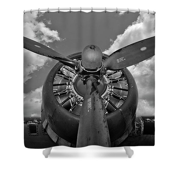 Mb 12 Shower Curtain