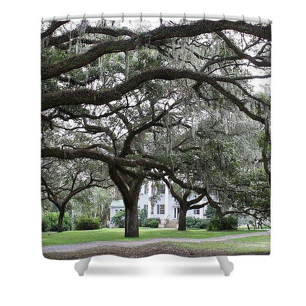 Mcleod Plantation Shower Curtain