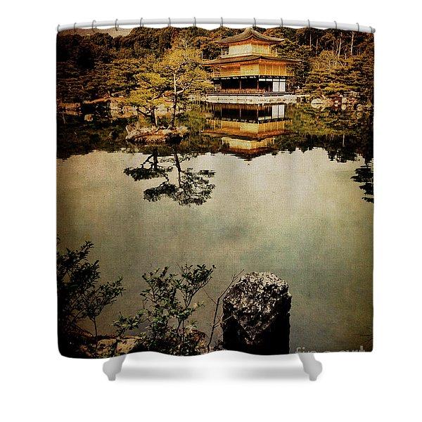 Memories Of Japan 1 Shower Curtain