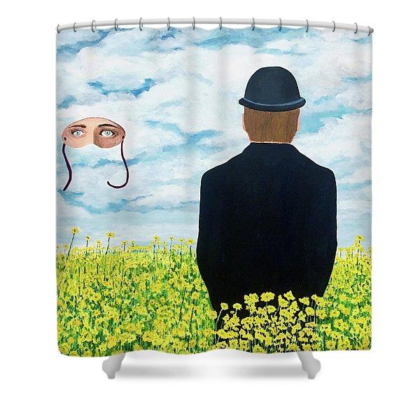 Memories Of June Shower Curtain