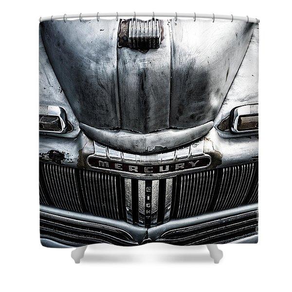 Mercury Eight Shower Curtain