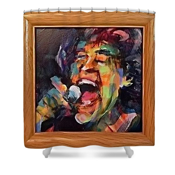 Mick Shower Curtain