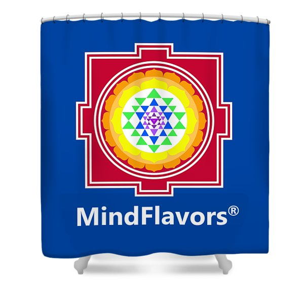 Mindflavors Small Shower Curtain