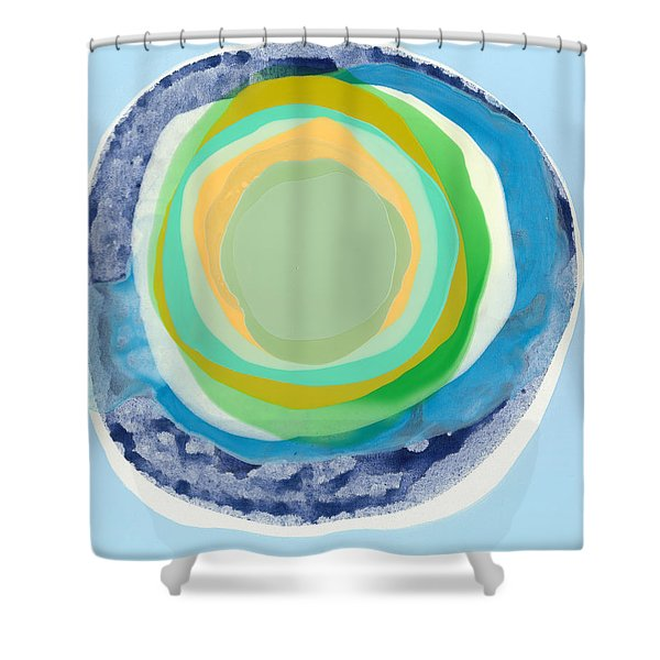 Mindfully Shower Curtain