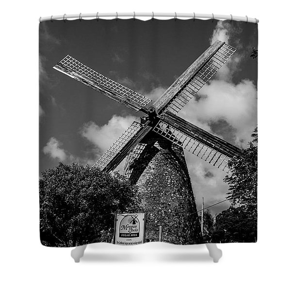 Morgan Lewis Mill 2 Shower Curtain