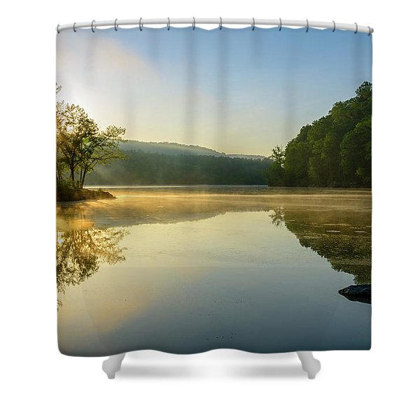Morning Dreams Shower Curtain