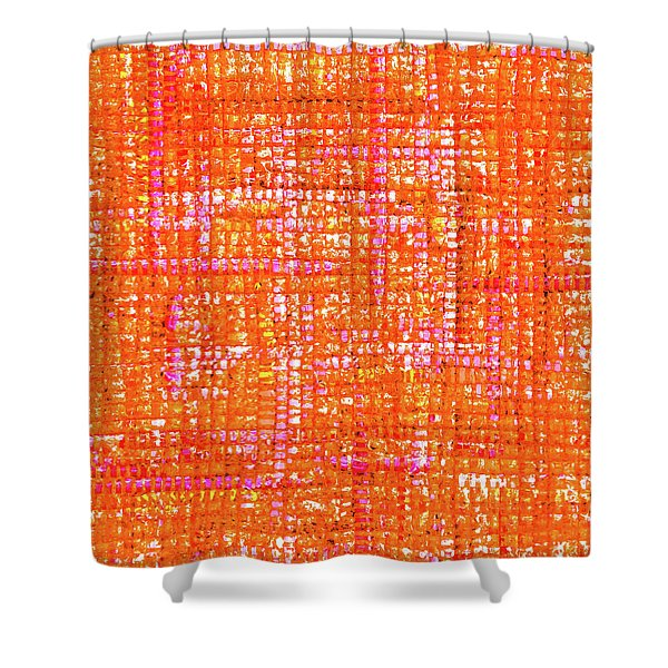 Mosaic Tapestry 3 Shower Curtain