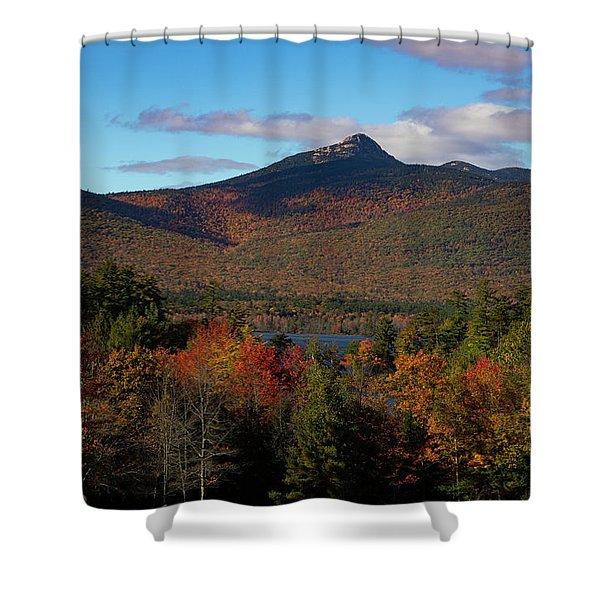 Mount Chocorua New Hampshire Shower Curtain