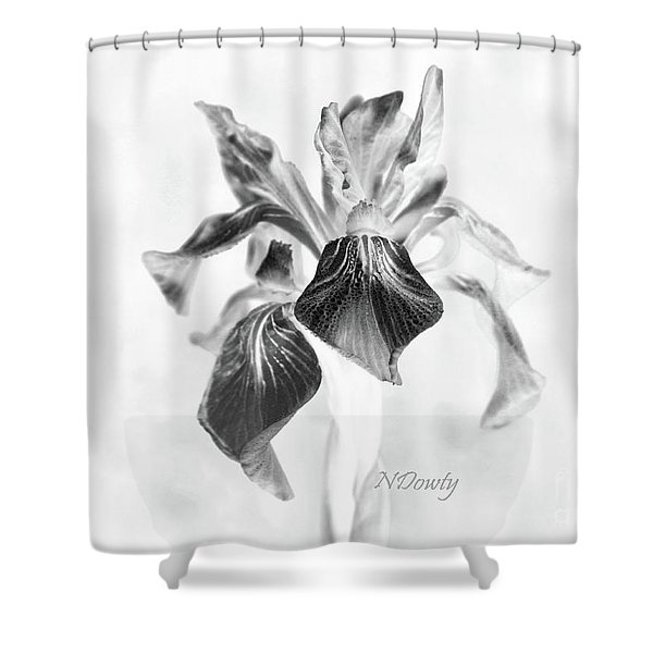 Mountain Lily Shower Curtain