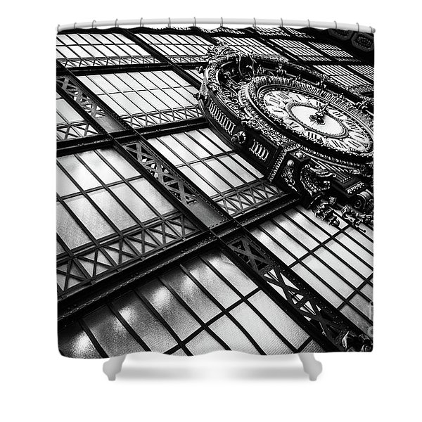 Musee D'orsay Shower Curtain