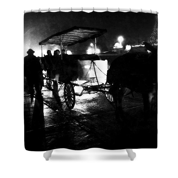 My Ride Shower Curtain