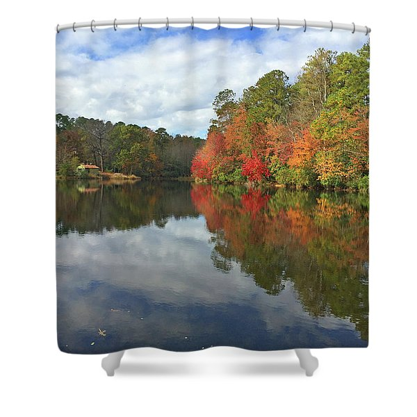 Natures Colors Shower Curtain