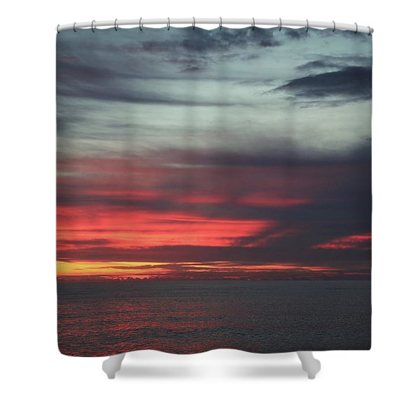 Nature's Show Shower Curtain
