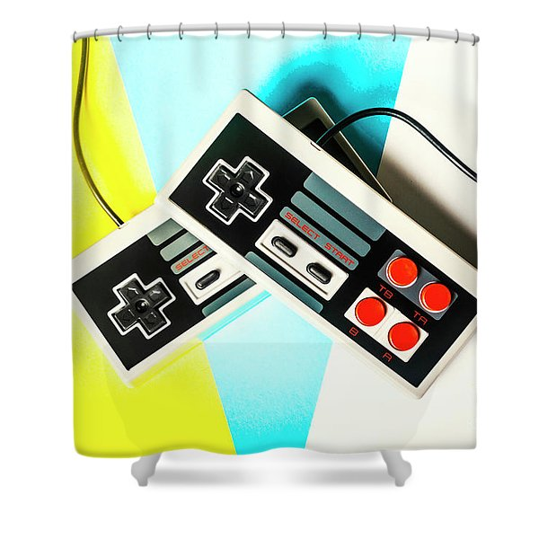 Nestalgia Shower Curtain