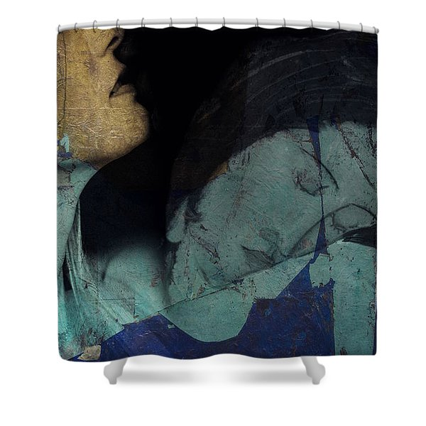 Never My Love  Shower Curtain