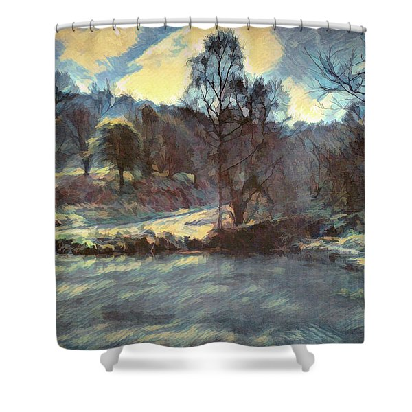 Nightmare Vale Shower Curtain