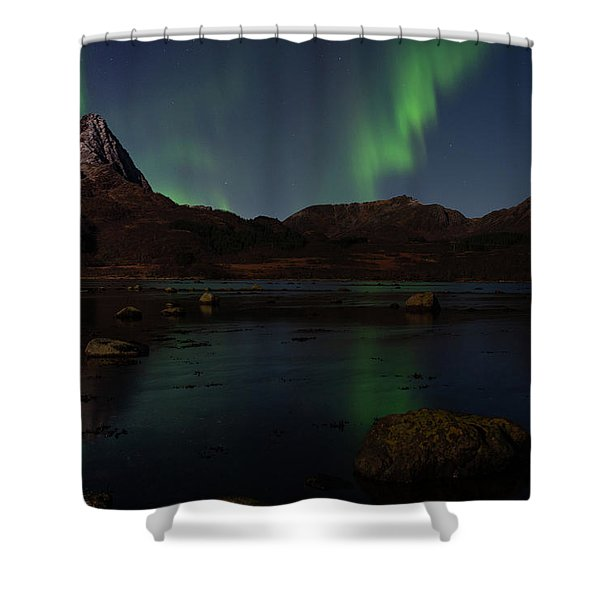 Norlys Shower Curtain