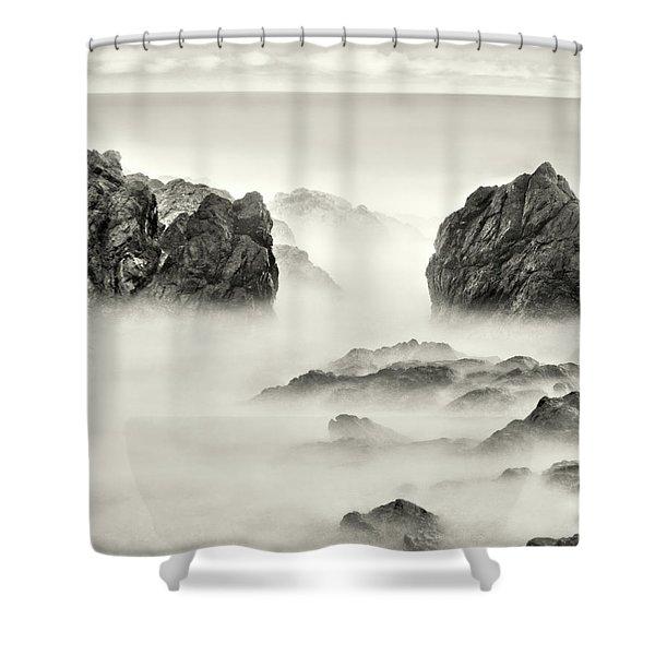 North Coast Shower Curtain
