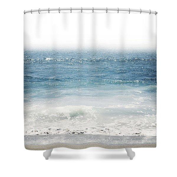 Ocean Dreams- Art By Linda Woods Shower Curtain