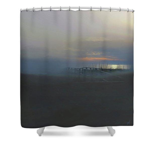 Ocean Mist Shower Curtain