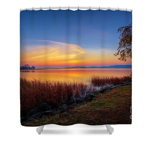 October Morning 13 Shower Curtain