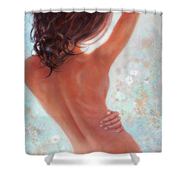 Of Wild And Free Shower Curtain