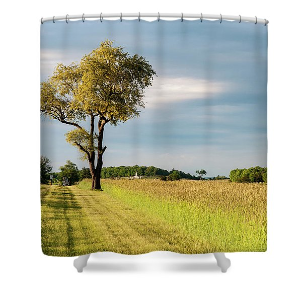 Off The Road Shower Curtain