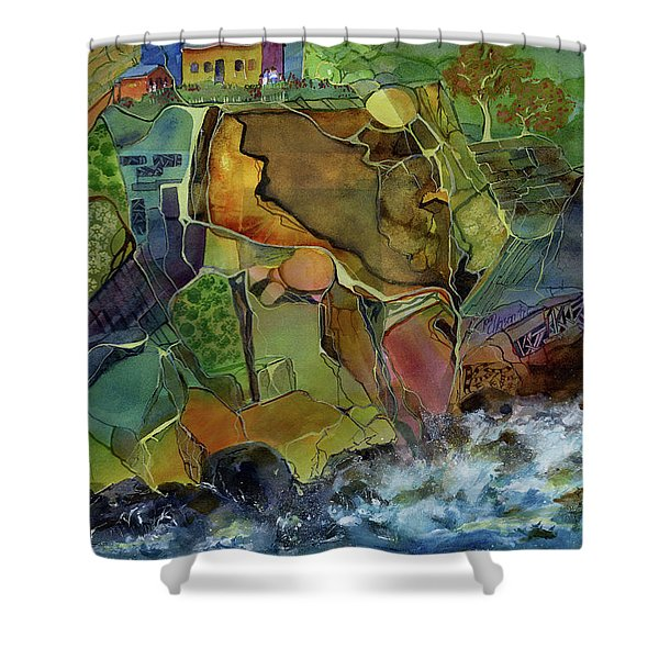 Old Point Loma Lighthouse Shower Curtain