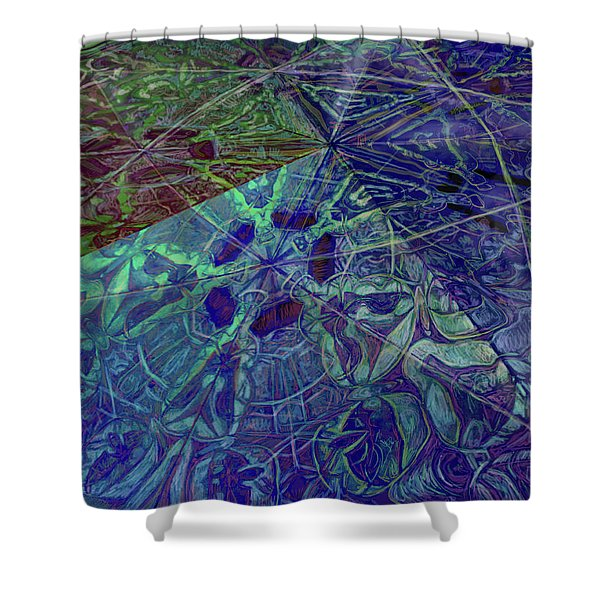 Organica 2 Shower Curtain