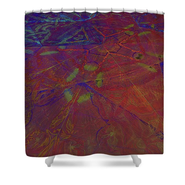 Organica 5 Shower Curtain