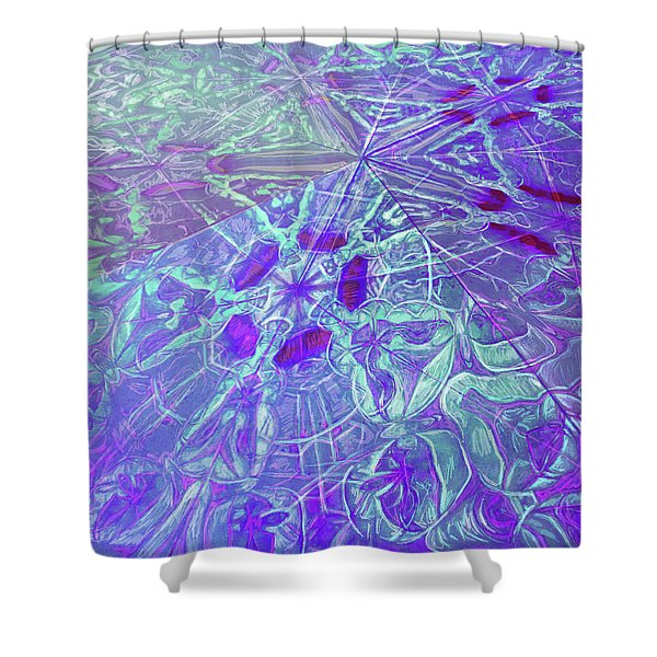Organica Shower Curtain