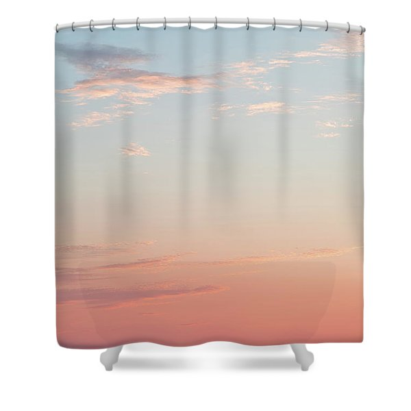 Outer Banks Sailboat Sunset Shower Curtain