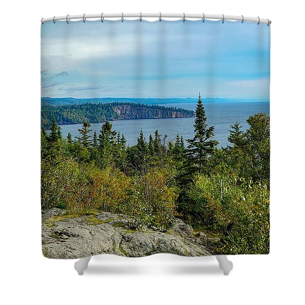 Palisade Head Shower Curtain