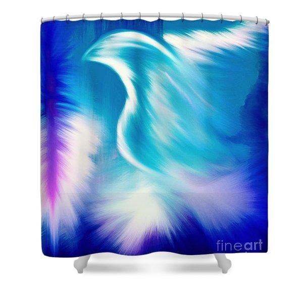 Paraclete Shower Curtain