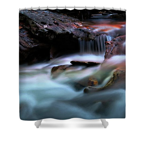 Passion Of Water Shower Curtain