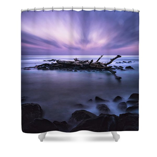 Pastel Tranquility Shower Curtain