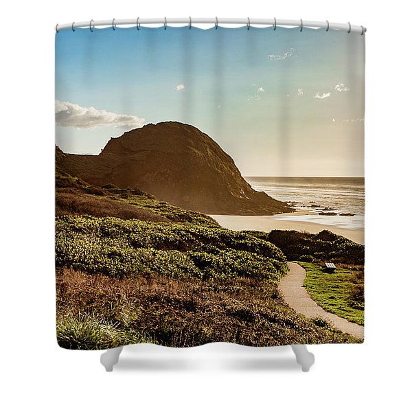 Pathway To Goodtimes Shower Curtain
