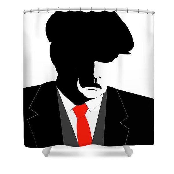 Peaky Blinder 2 Shower Curtain