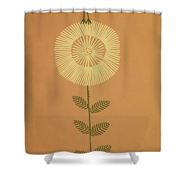 Perch Shower Curtain