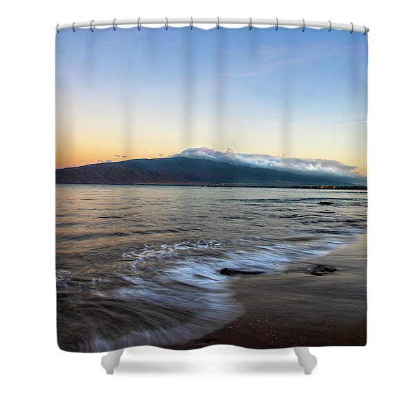 Perfect Morning Shower Curtain