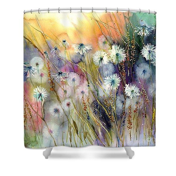Perfect Summer Shower Curtain