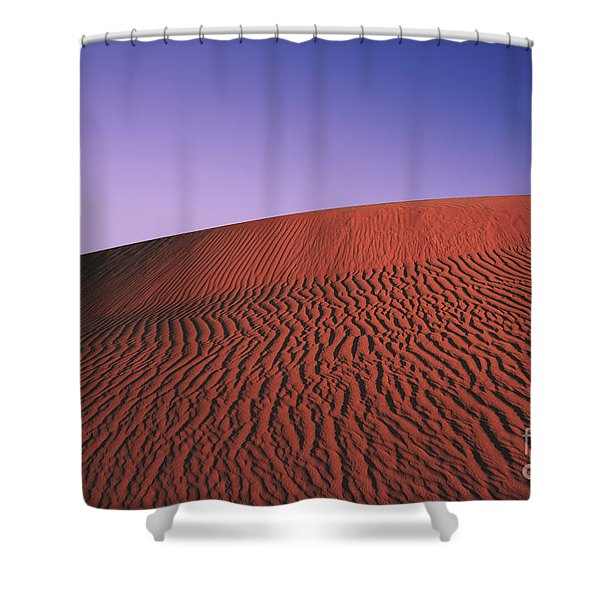 Perry Sandhills Shower Curtain