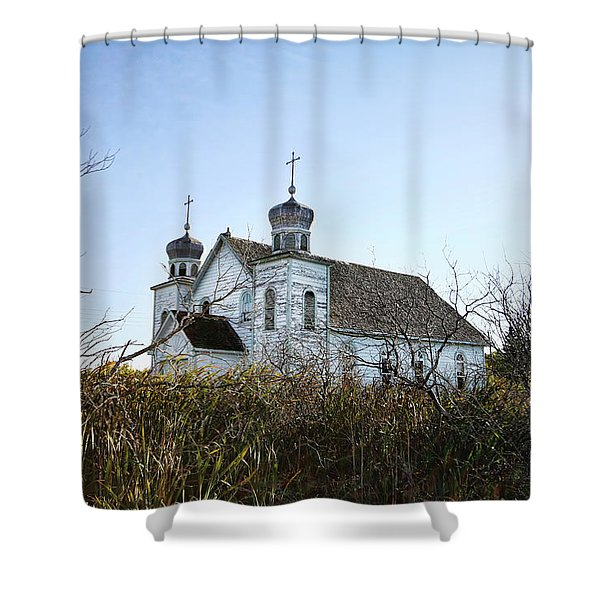 Peterson Sk Shower Curtain