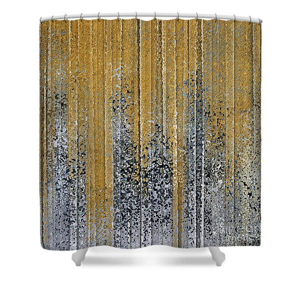 Philippians 2 13. God Works In You Shower Curtain